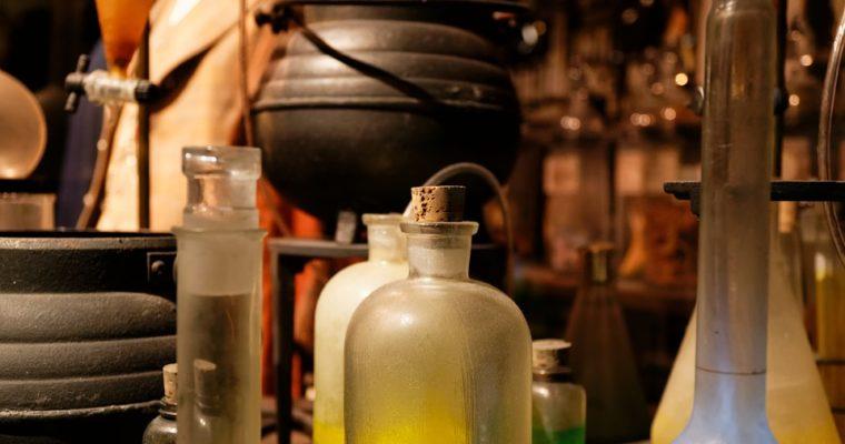 Death at the Alchemist Lab