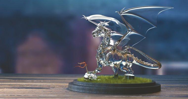 Ryšavý drak