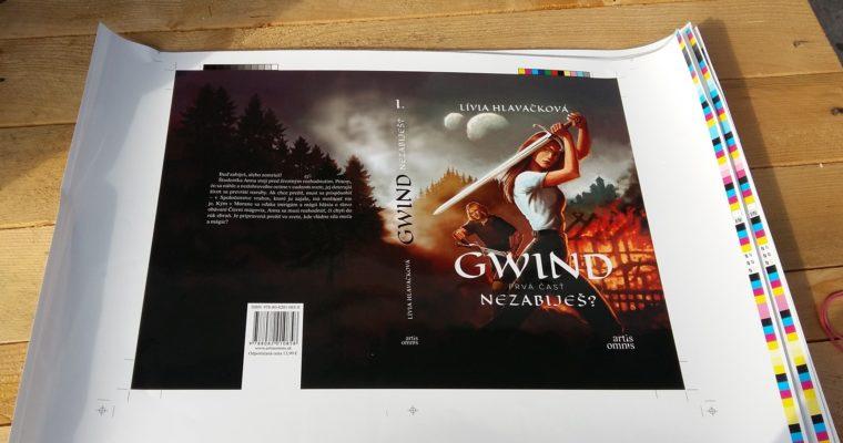 Vynovená Gwind 1 s podtitulom Nezabiješ? je už v tlači