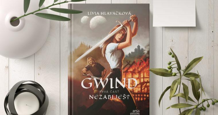 Román: Gwind: Nezabiješ? – prvých 40 strán zdarma