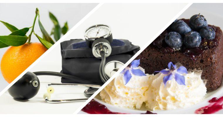 Počiatky klinického skúšania, hypertenzia a čokoládový koláč